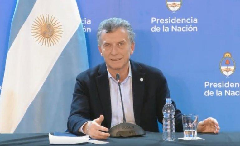 """Macri ratificó el veto: """"El Congreso no está facultado para legislar las tarifas"""""""