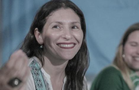 """Mónica Macha: """"Llegamos al recinto con un dictamen de mayoría y la fuerza para convertir en ley el derecho de todas las mujeres a decidir"""""""