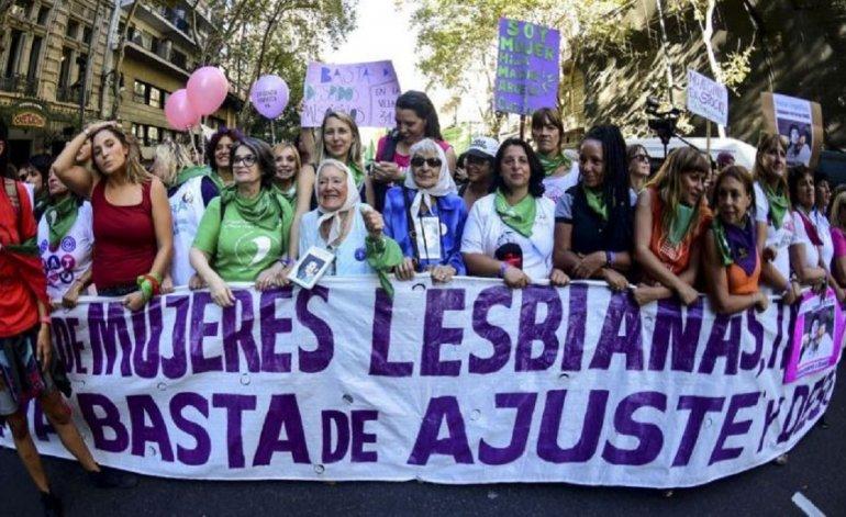 Equidad de género: El FpV busca superar la propuesta de Cambiemos