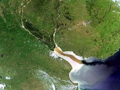 Cuenca del Plata: Empezó El Despojo