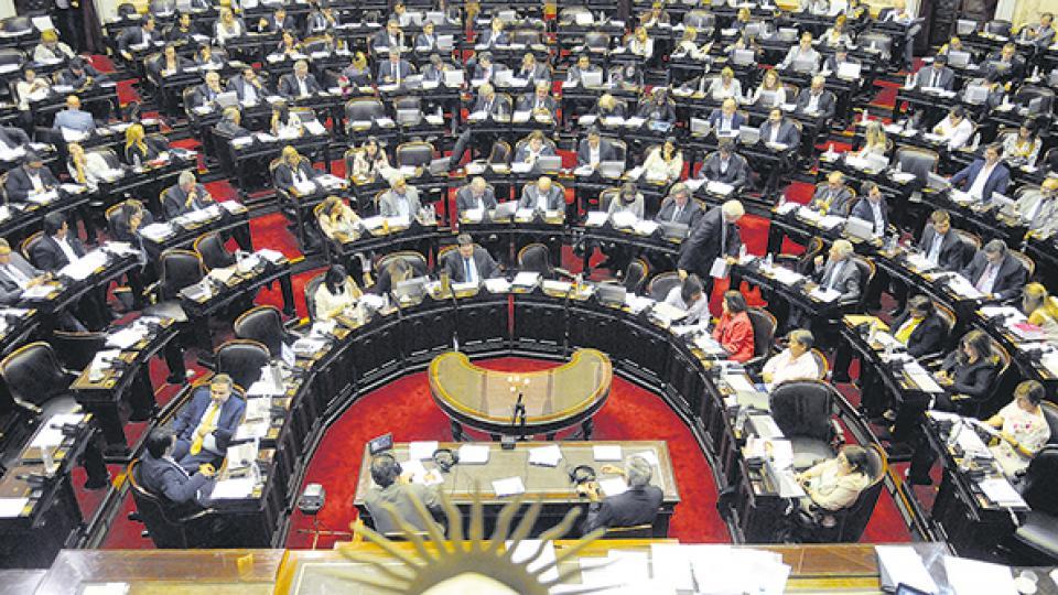 El oficialismo bloquea todo en Diputados