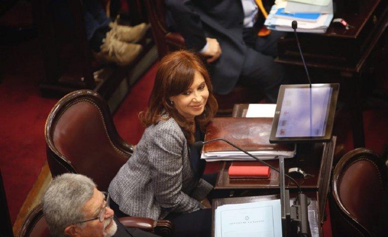 La cadena nacional de CFK