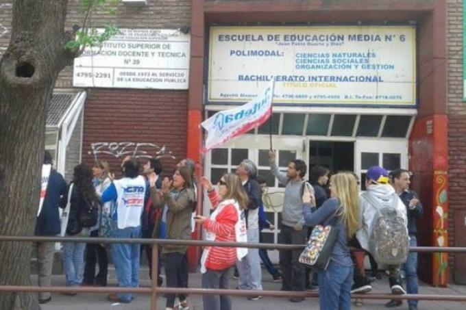 Pudo ser otra tragedia: explotó el motor de una caldera en una escuela de Vicente López