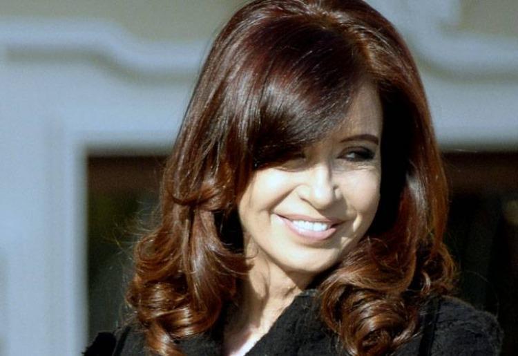 CFK se presentó en Comodoro Py