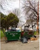 La desidia y la basura compiten por mayor protagonismo en Luján