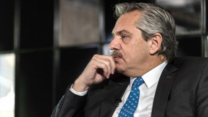 Alberto Fernandez: 'El problema que tiene la Argentina hoy es Macri'