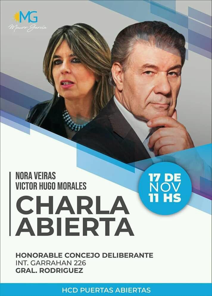 Entrevista a Nora Veiras
