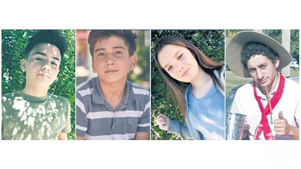 La vida de las cuatro víctimas de San Miguel del Monte: historias con final abrupto.
