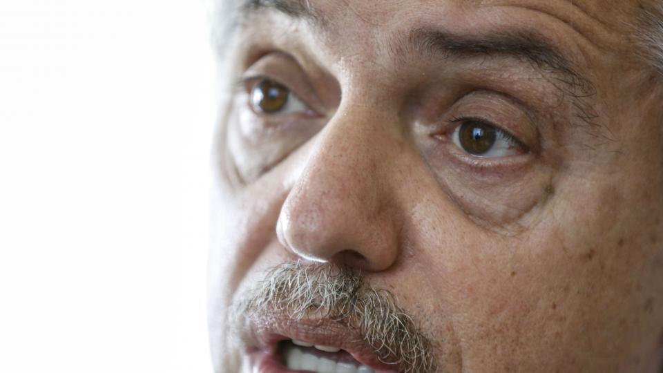 """Alberto Fernández: """"Estamos en un default encubierto"""""""
