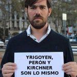 Yrigoyen, Perón y Kirchner son lo mismo? O la Oligarquía Argentina utiliza las mismas herramientas de poder?