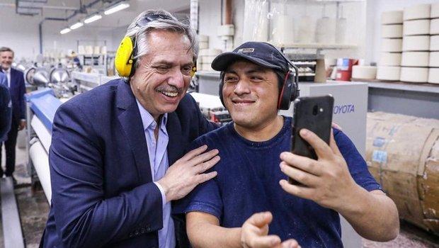 Alberto Fernández lanza el Plan Estratégico Automotor 2030 para reactivar la industria argentina