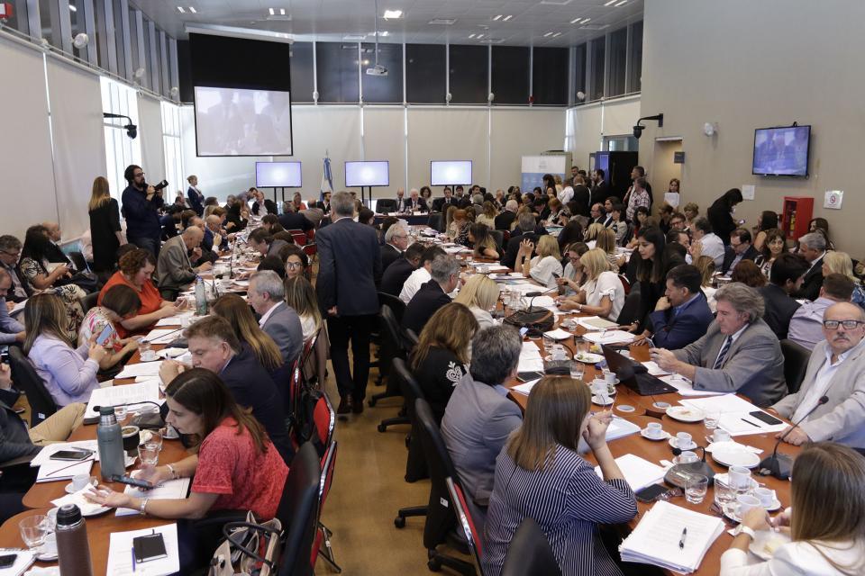 Cómo se negoció en Diputados el debate de la Ley de Solidaridad