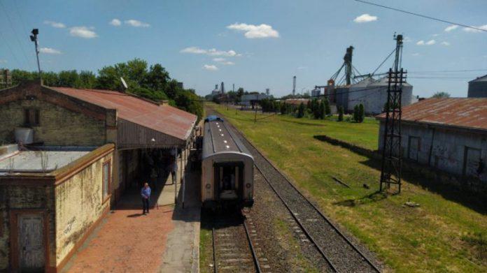 """""""Que vuelvan los trenes"""""""