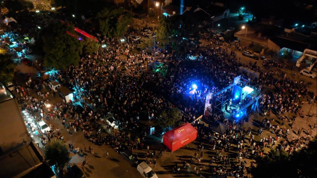 """Concluyó """"Música en la Plaza"""" 2020"""