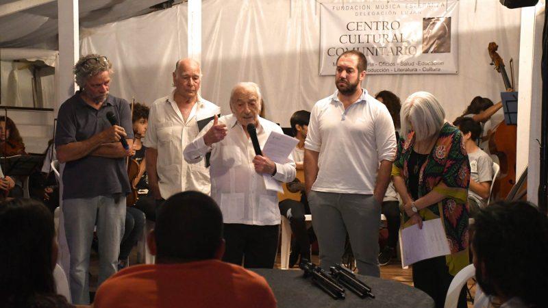 Música Esperanza abrió sus puertas en Luján