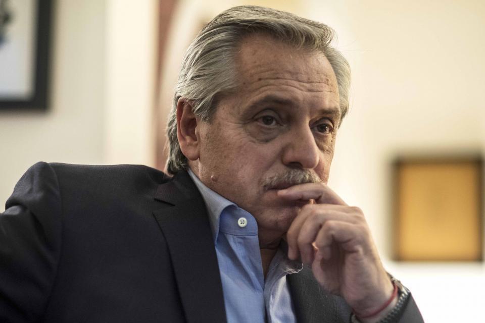 """Alberto Fernández: """"Quieren hacernos pelear entre nosotros y dividirnos"""""""