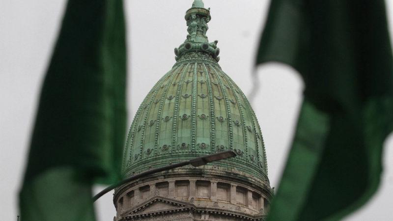 Aborto legal: botón verde para la carrera en el Congreso