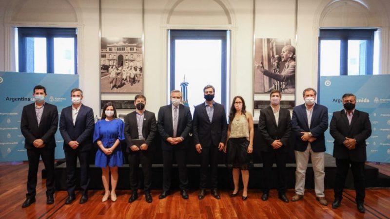 Río Luján: «Empezamos a Saldar una Deuda Histórica»