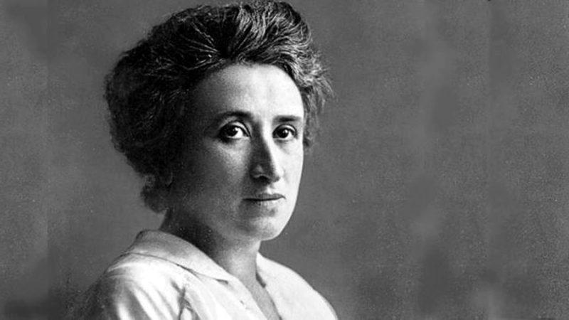 Rosa Luxemburgo: ¡YO FUI, YO SOY, YO SERÉ!