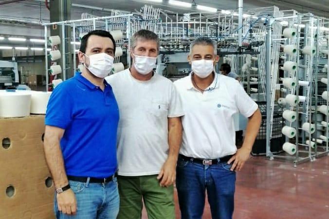 La Subsecretaría de Industria Textil profundiza relaciones con la cadena de valor