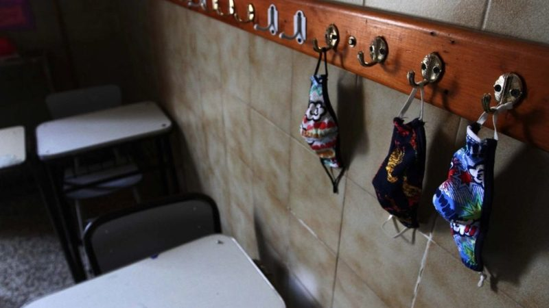 Cambios en el regreso a las aulas en la provincia de Buenos Aires