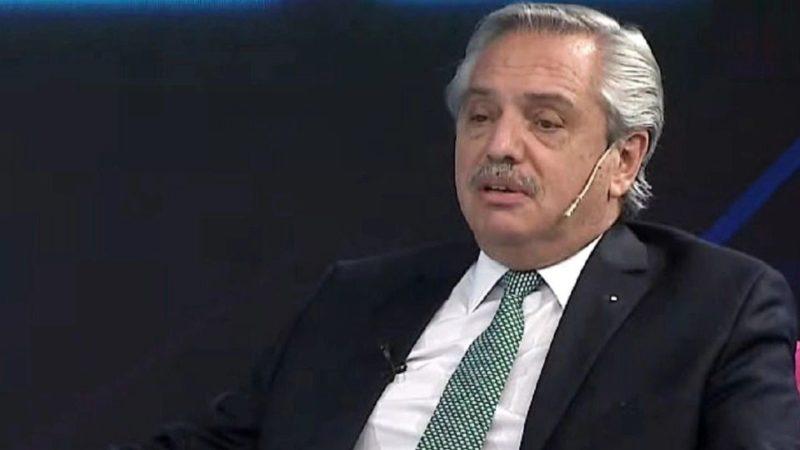 Alberto Fernández sobre la negociación con el FMI, la deuda impagable y lo que dijo Cristina Kirchner