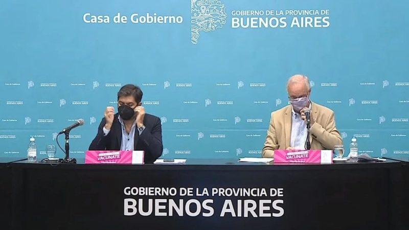 Restringen actividades nocturnas en la provincia de Buenos Aires