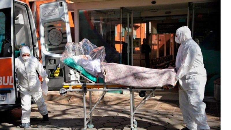 Coronavirus: se registraron 557 muertos y 27.884 nuevos contagios