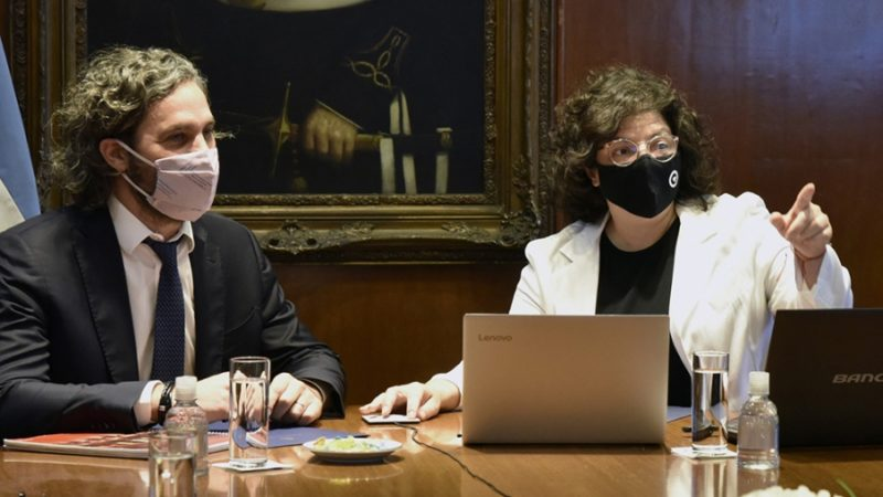 El Gobierno analiza la situación con autoridades sanitarias provinciales y científicos