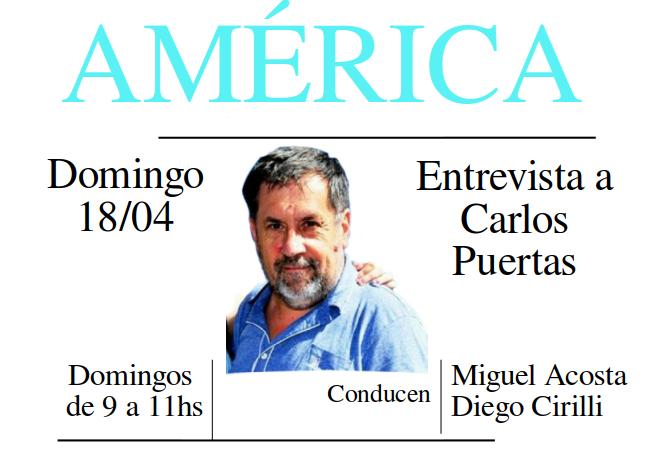 Entrevista a Carlos Puertas