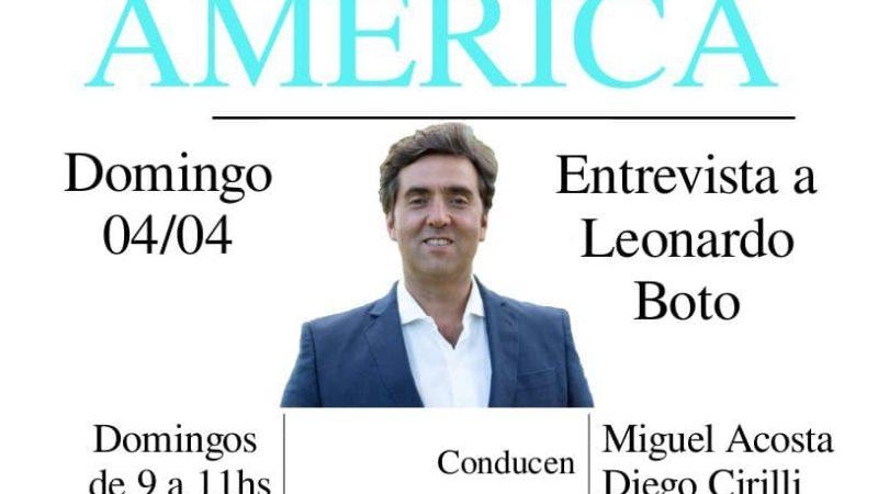 Entrevista a Leonardo Boto
