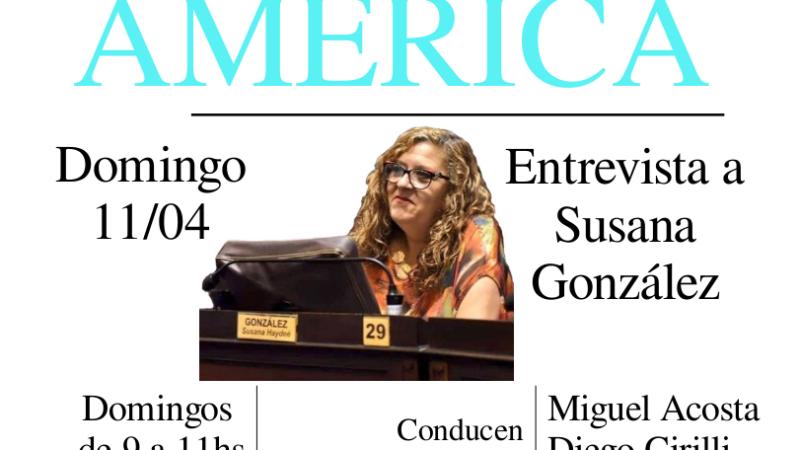 Entrevista a Susana González