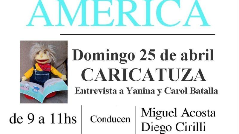 Entrevista a Caricatuza
