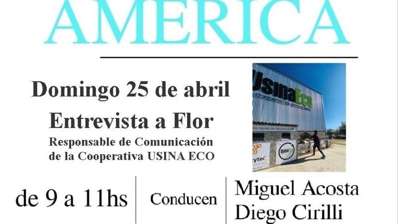 Entrevista a Flor de Usina ECO
