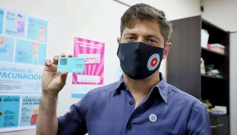 Kicillof busca que la Legislatura lo autorice a salir a comprar vacunas contra el coronavirus