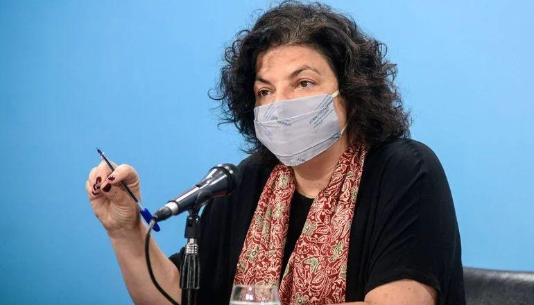 Restricciones por COVID: la advertencia de Vizzotti a los gobernadores