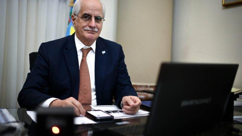 """Jorge Taiana: """"La prórroga de la concesión de la Hidrovía fue una mala decisión"""""""