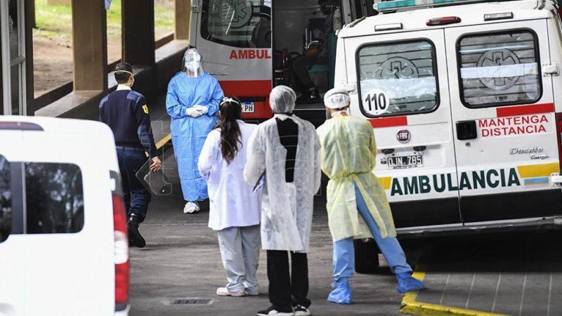 Récord de muertes y contagios: fallecieron 745 personas y hubo 35.543 nuevos casos