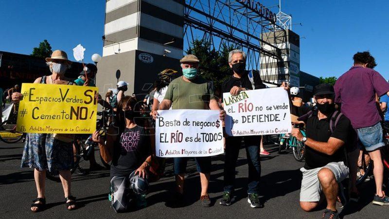 Costa Salguero: el Gobierno porteño sigue con la rezonificación y avanza la iniciativa popular