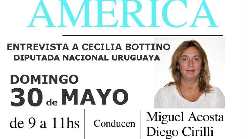 Entrevista a Cecilia Bottino
