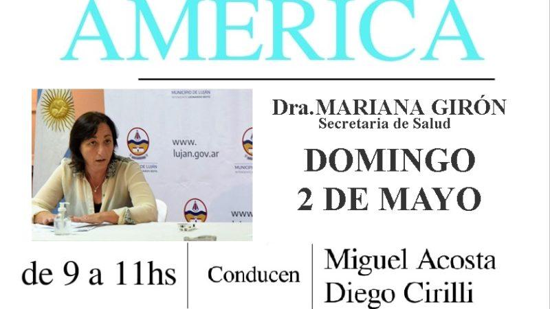 Entrevista a la Dra Mariana Girón