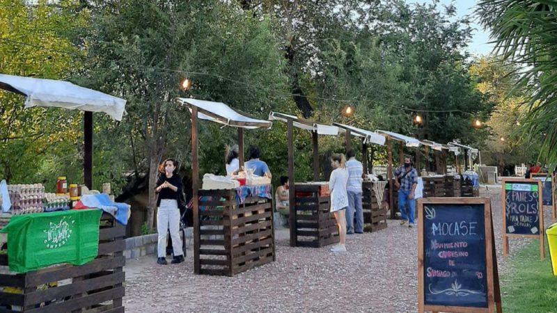 El Paseo Calelian amplía su oferta de ferias y puestos de comidas
