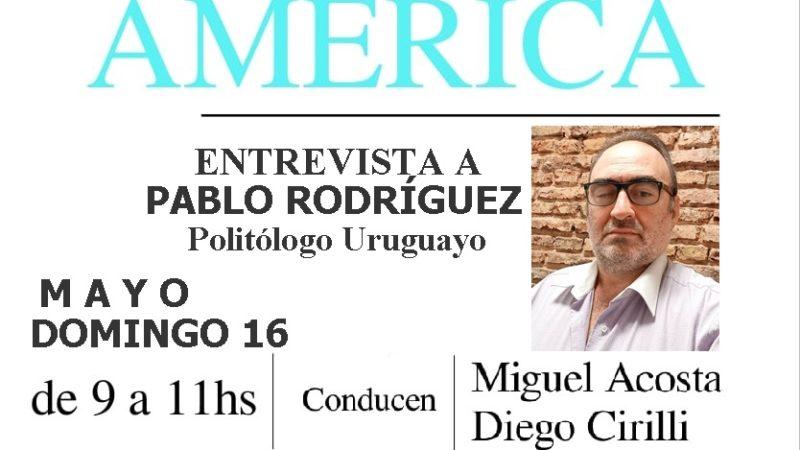 Entrevista a Pablo Rodríguez