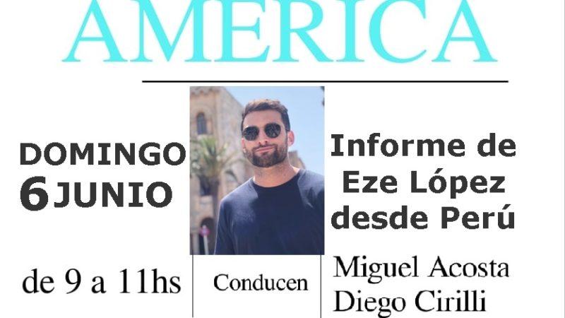 Informe de Ezequiel López