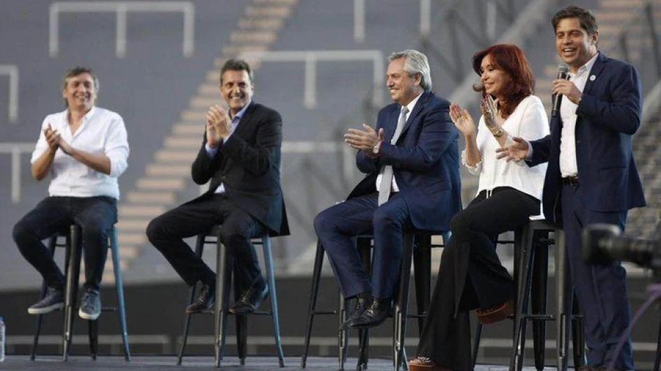 Elecciones 2021: con Tolosa Paz-Gollan encaminados, el FdT negocia el resto de la lista en Provincia