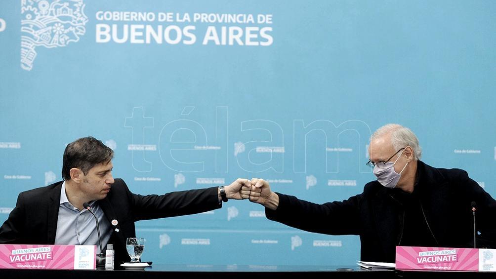 Habrá vacunación libre para mayores de 18 años a partir del viernes en la provincia de Buenos Aires