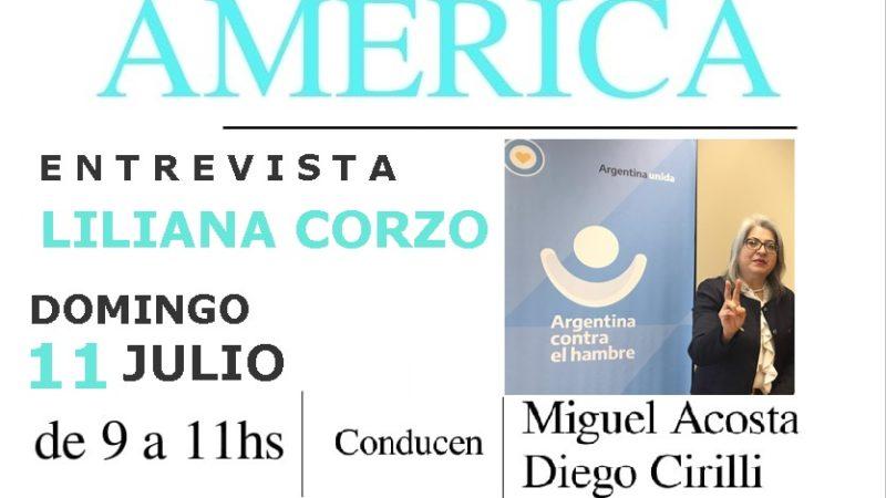 Entrevista a Liliana Corzo