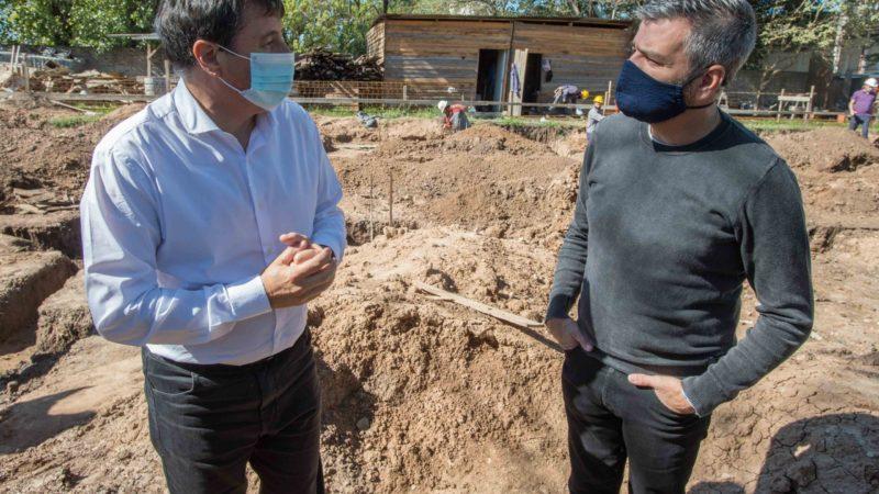 Cambios en el gabinete: Juan Zabaleta reemplazaría a Daniel Arroyo en el Ministerio de Desarrollo Social