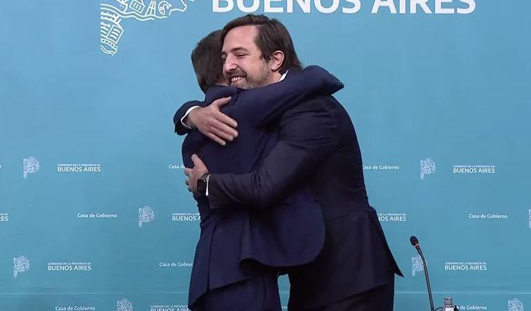 Nicolás Kreplak juró como nuevo ministro de Salud bonaerense tras la renuncia de Daniel Gollan