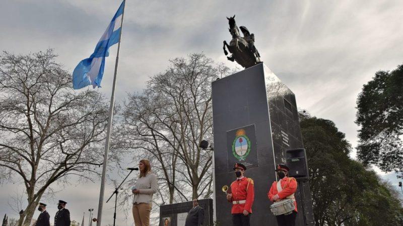 Actividades conmemorativas por un nuevo aniversario del paso a la inmortalidad del General San Martín